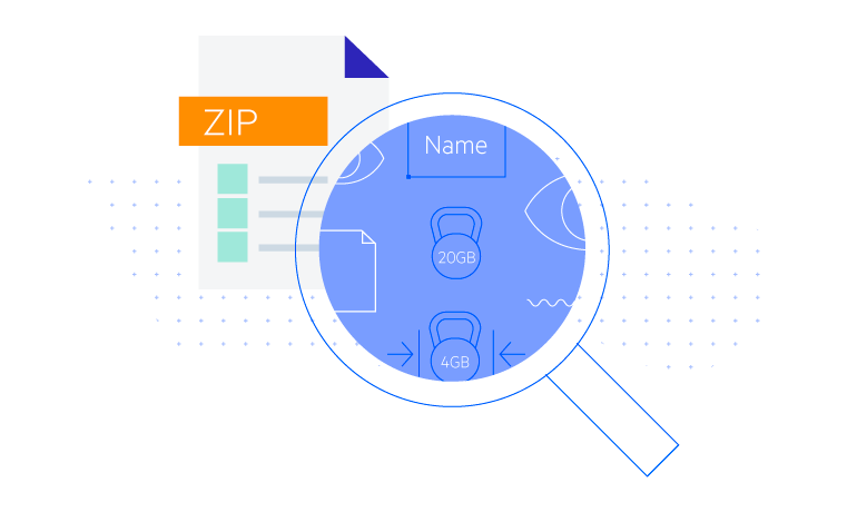 Load Data from Zip Files Support in WinForms ZipLibrary