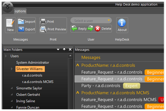 Telerik Ui For Winforms Sample Applications Telerik
