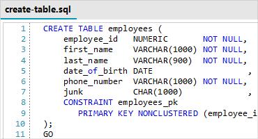 Telerik UI Syntax Editor for WinForms