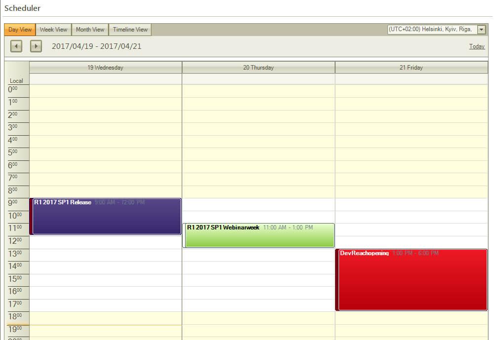 Scheduler_Desert