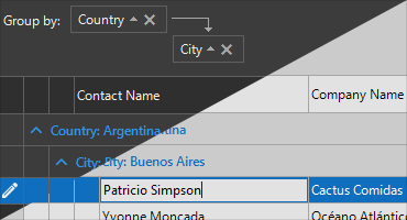Telerik UI for WinForms New Palettes for Office 2019 Theme