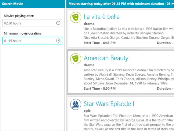 Telerik UI for WPF TimeSpanPicker