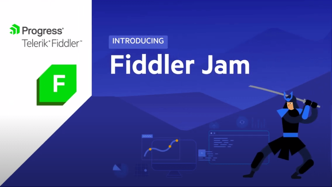 introducing fiddler jam