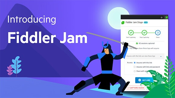 Fiddler Jam Intro