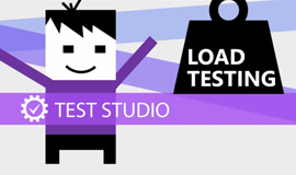 Load Testing with Test Studio