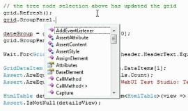 Testing Framework Overview