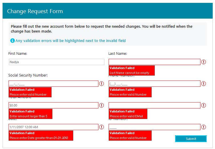 Validation-Provider